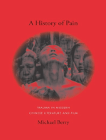 A History of Pain