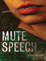 Mute Speech