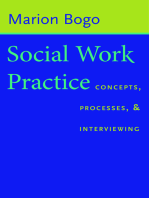 Social Work Practice: Concepts, Processes, and Interviewing