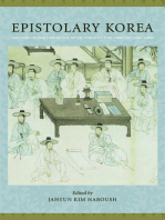 Epistolary Korea