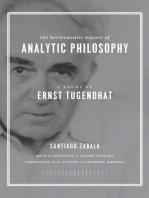 The Hermeneutic Nature of Analytic Philosophy
