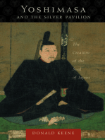 Yoshimasa and the Silver Pavilion