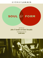 Soul and Form