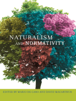 Naturalism and Normativity