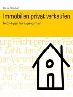 Immobilien privat verkaufen
