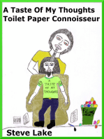 A Taste Of My Thoughts Toilet Paper Connoisseur