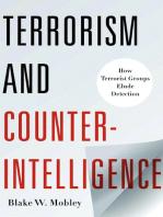 Terrorism and Counterintelligence