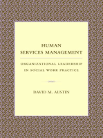 Human Services Management