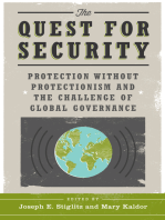 The Quest for Security