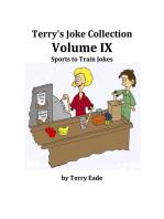 Terry's Joke Collection Volume Nine