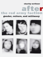 After the Red Army Faction: Gender, Culture, and Militancy