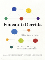 Foucault/Derrida Fifty Years Later