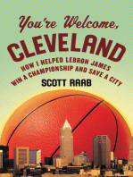 You're Welcome, Cleveland