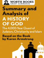 Summary and Analysis of A History of God