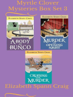 Myrtle Clover Cozy Mystery Sampler Box Set 3