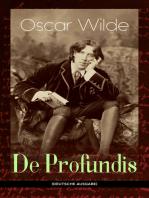 De Profundis (Deutsche Ausgabe)