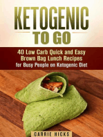 Ketogenic to Go