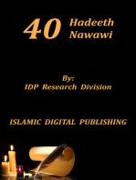 Forty Hadeeth Nawawi