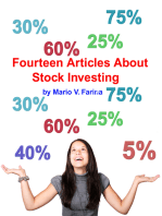 Fourteen Articles About Stock Investing