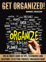 Get Organized