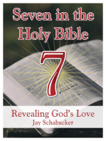Seven in the Holy Bible