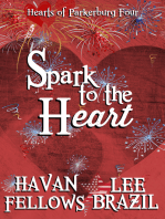 Spark to the Heart (Hearts of Parkerburg 4)
