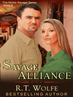 Savage Alliance (The Nickie Savage Series, Book 5)