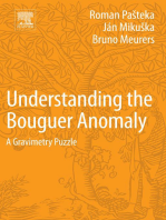 Understanding the Bouguer Anomaly: A Gravimetry Puzzle