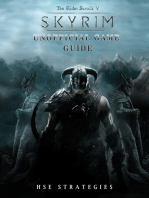 Elder Scrolls V Skyrim Unofficial Game Guide: Beat Opponents & Get Tons of Weapons!