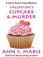 Valentine's Cupcake & Murder (A Dana Sweet Cozy Mystery Book 6)