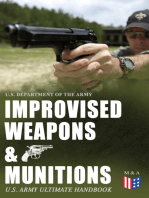 Improvised Weapons & Munitions – U.S. Army Ultimate Handbook