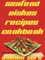 Seafood Dishes, Recipes, Cookbook