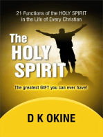 21 Functions Of the Holy Spirit In The Life Of Every Christian