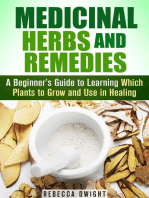 Medicinal Herbs and Remedies
