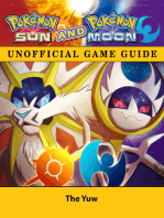 Pokemon Sun and Pokemon Moon Unofficial Game Guide