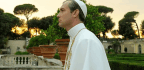 What The Young Pope Preached About Love