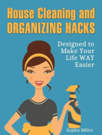 House Cleaning and Organizing Hacks