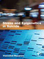 Stress and Epigenetics in Suicide