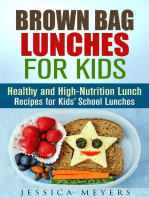 Brown Bag Lunches for Kids