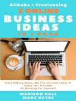 2 Online Business Ideas In 1 Book