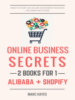 Online Business Secrets (2 Books for 1)