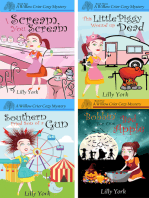 Willow Crier Cozy Mystery Set (Books 2 - 5)