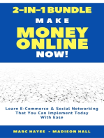 Make Money Online Now! (2-in-1 Bundle)