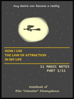 How I Use The Law of Attraction in My Life