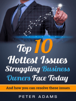 Top 10 Hottest Issues Struggling Business Owners Face Today in 2017