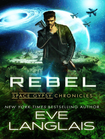 Space Gypsy Chronicles: Rebel