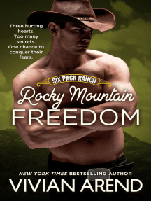 Rocky Mountain Freedom: Six Pack Ranch, #6