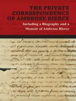 The Private Correspondence of Ambrose Bierce