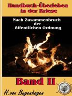 Handbuch Überleben in der Krise, Band 1