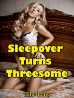 Sleepover Turns Threesome